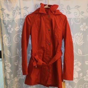 NWT MICHAEL Michael Kors raincoat size M